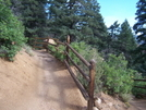 A switchback along Barr's Trail going up to Pikes Peak by tom_alan in Other Trails