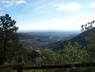 3,000ft above Colorado Springs on Barr's Trail by tom_alan in Other Trails