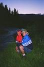 Sun Down In The Colorado Rockies by tom_alan in Colorado Trail