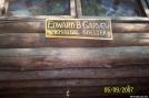 Ed Garvey Sheter Sign by ShakeyLeggs in Maryland & Pennsylvania Shelters