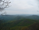 View From Blood Mtn - Ga