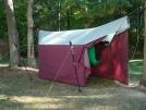 JRB Fire Retardant Hammock Tarp Tent by Smee in Hammock camping