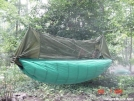 JRB Nest on M1965 Military Jungle Hammock by Smee in Hammock camping