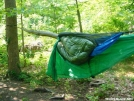 JRB Python Skins by Smee in Hammock camping