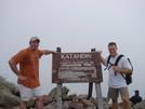 Top Of Mt. Katahdin
