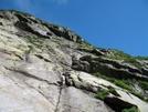 Head Wall On Huntington Ravine Trail , Mt. Washington Nh