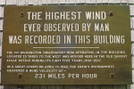 Wind Sign At The Top Of Mt. Washington, Nh by rdsoxfan in Other Galleries