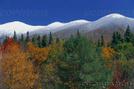Presidential Range In Sept., White Mt's Nh