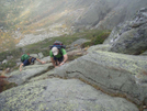Me Climbing Lions Head On Mt. Washington by rdsoxfan in Other Galleries