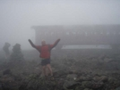Summit Of Mt. Washington In Aug. 38 Degrees, 76 Mph Wind. by rdsoxfan in Other Galleries