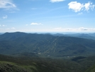 View From Headwall Of Tuckermans Ravine On Mt. Washington, Nh