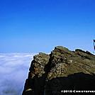 Humpback Rock by Heald in Thru - Hikers