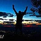 sunset SNP by Heald in Views in Virginia & West Virginia