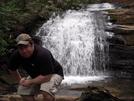 Waterfall Before Hawk Shelter by kdawg in Members gallery