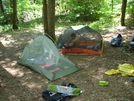 Justus Creek Campsite by speedr73 in Special Points of Interest