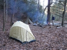 Chattooga River Trail by MintakaCat in Tent camping