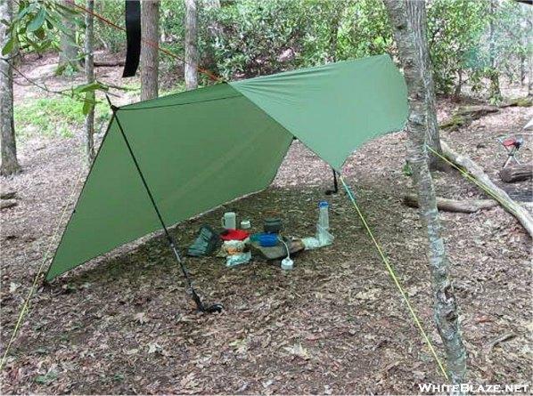 Thread Lightest durable large tarp? & Lightest durable large tarp?