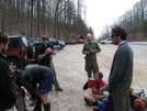 Trail Magic At Unicoi Gap by MintakaCat in Trail Angels and Providers