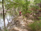 Big Shoals Florida Trail by Ladytrekker in Florida Trail