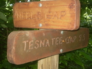 Trail Sign At Neels Gap! by Maddog in Special Points of Interest