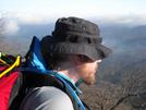 Kilroy At Big Ceder Mountain