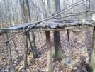 Little Structure Someone Built. by Whiterook in Trail & Blazes in Maryland & Pennsylvania