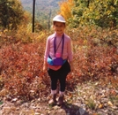 Sylvia As A Child Somewhere On The At by sylvia_claire in Day Hikers
