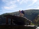 Downhill Trucker On Jefferson Rock by Downhill Trucker in Trail & Blazes in Virginia & West Virginia