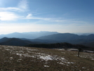 Hot Springs, Walnut Mountain, And Max Patch by Rakan Draz in Trail & Blazes in North Carolina & Tennessee