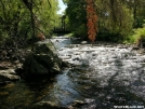 Laurel Fork in Damascus - Oct 7, 04 by TeePee in Virginia & West Virginia Trail Towns