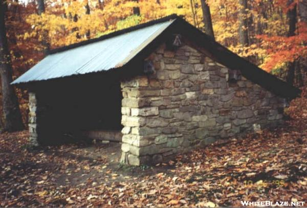 High Point Monument Shelter