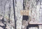 GA/NC State Line Marker by walkerat99 in Trail & Blazes in Georgia