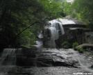 Jones Falls by Tripod in Views in North Carolina & Tennessee