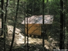 Mountaineer Falls Shelter by Tripod in North Carolina & Tennessee Shelters