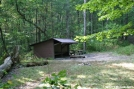 Abingdon Gap Shelter
