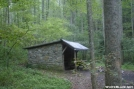 Groundhog Creek Shelter