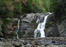 Laruel Falls by Tripod in Views in North Carolina & Tennessee