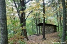 Laurel Fork Shelter by Tripod in North Carolina & Tennessee Shelters