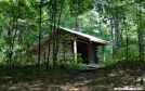 Deer Park Shelter by Tripod in North Carolina & Tennessee Shelters