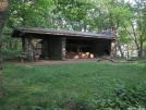 Mollies Ridge Shelter by Tripod in North Carolina & Tennessee Shelters