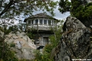 Mt. Camerer Fire Tower by Tripod in Special Points of Interest