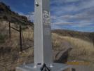 Arizona Trail: Mexico Border