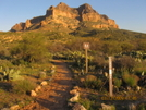 Arizona Trail: Picket Post by K.B. in Other Trails