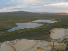 Wyoming's Great Divide Basin (cdt) by K.B. in Continental Divide Trail