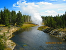 Cdt 2010 Riverside Geyser Y.n.p. by K.B. in Continental Divide Trail