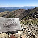 Wheeler Peak NM, highest point in New Mexico