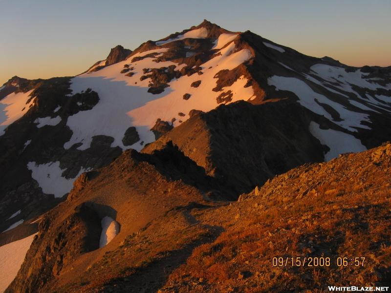 Old Snowy Mountain, Pct Washington