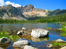 Anaconda Pintler Wilderness by K.B. in Continental Divide Trail