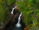 Devil's Kettle Falls, Superior Hiking Trail (nct)