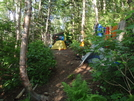 Maine Trail Crew by hikingbear in Maintenence Workers
